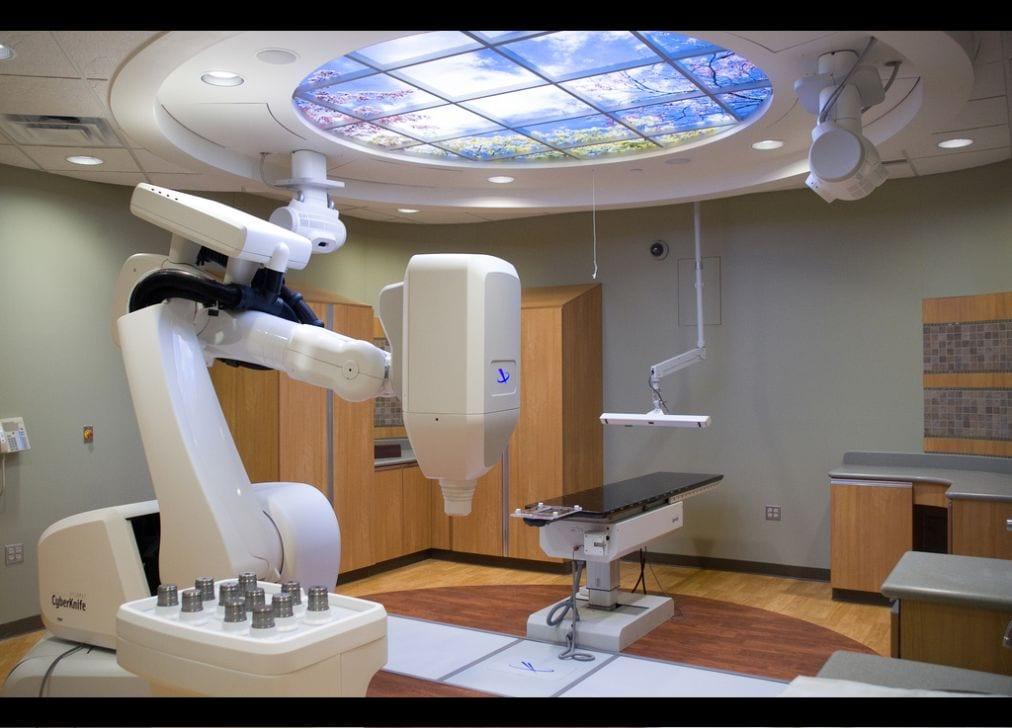 cyberknife radioterapia stereotaktyczna