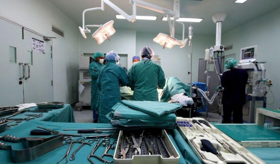 operacja guza mózgu, resekcja, zabieg